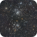 h and Chi Persei The Double Cluster Under Strong MoonLight!,                                Dan Bartlett