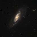 Half an hour: Messier 106,                                Doc_HighCo