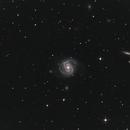 Messier 100 und Begleiter,                                Karoass