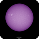 Solar Disc, CaK, 05-07-2019,                                Martin (Marty) Wise