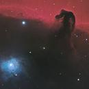 IC 434, The Horsehead Nebula and NGC 2023,                                1074j