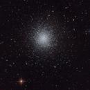 Cúmulo globular M13,                                Andrés Ruiz de Va...
