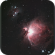 Messier 42 - Orionnebel III,                                Vincent Skowronski