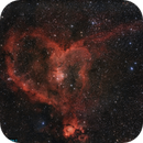 Heart Nebula,                                Emanuele Todini