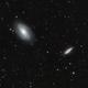 M81 & M82,                                Andrei Sava