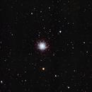 M13 - Hercules globular cluster,                                Chris Schaad