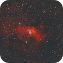 Bubble Nebula,                                Tertsi