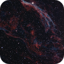 NGC 6960 Witch's Broom,                                Chuck Manges