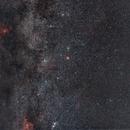 Cassiopeia Wide Field @ 35mm,                                Jan Schubert