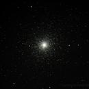 Caldwell 106 - NGC104 - 47 Tucanae Globular Cluster ,                                Geoff Scott