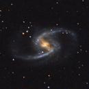 Fornax Galaxy Cluster / NGC 1365,                                Michel Lakos M.