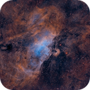 M16 Eagle Nebula,                                CatusseD