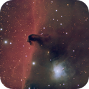 Barnard 33 - Horsehead Nebula,                                Michael Deyerler