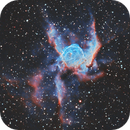 Sh2-298 - Thor's Helmet in HOO - Data from ?,                                Uwe Deutermann