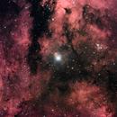 Sadr Nebula,                                PVO