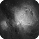 M42 - Ha - New scope First light!,                                Vincent Savioz