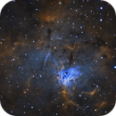 NGC 1491 in Perseus H_HS_O_OH,                                Pat Rodgers