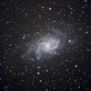 Triangulum Galaxy,                                Roger Nichol