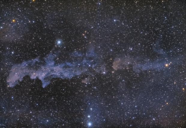IC 2118 The Witch Head Nebula,                                LAMAGAT Frederic