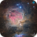 M42 The Great Orion Nebula HDR,                                Francesco di Biase