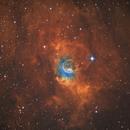NGC 7635 Bubble Nebula,                                Marco Colombi