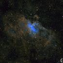 M16 the Eagle Nebula,                                Mark Forteath