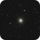 Another Look at M13,                                Gary Sizer