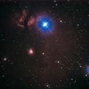 Flame nebula,                                Vital
