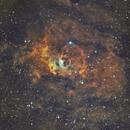 NGC7635 HA+O3,                                Vincent