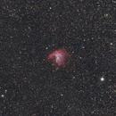 NGC281 - Pacman nebula - Cassiopea,                                Emmanuel Fontaine
