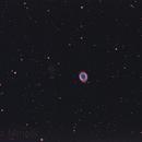 Ring nebula,                                Stefano Minelli