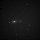 M 63 Sunflower-Galaxie,                                Dieter Hundertmark