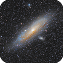 The Great Andromeda Galaxy,                                Wellerson Lopes