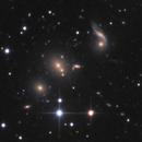 Hercules cluster,                                CoFF