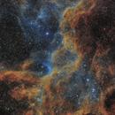 WR134 in Cygnus,                                Toshiya Arai