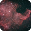 NGC7000 (North America Nebula),                                pade