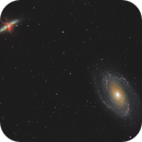 M 81 & M 82 revisited,                                pete_xl