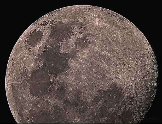 Detailed Moon,                                Karlov