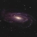 NGC 5033 - Waterbug Galaxy,                                Kyle Butler
