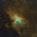 M16 - Nebulosa da Águia,                                edisonps