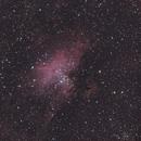 Messier 16,                                Ken Sturrock