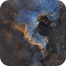 NGC 7000 - A new look at a classic target,                                Paddy Gilliland