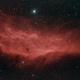 California Nebula,                                David Johnson