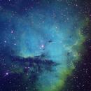 NGC 281,                                GONZALO