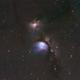 M78 in Orion,                                David R