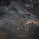Pelican Nebula - IC 5067, IC 5070,                                legova