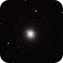 M13 Globular Cluster,                                Bob Traube
