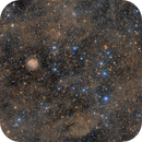 NGC6946 + NGC 6939 (and a lot of dust),                                Marco Favro