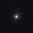 M5 Globular Cluster,                                Gregg