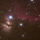 Horse Head Nebula,                                Enkhbat N.